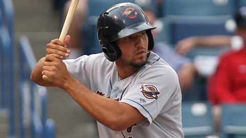 Nick Castellanos is batting .391 in 12 games for the Flying Tigers.