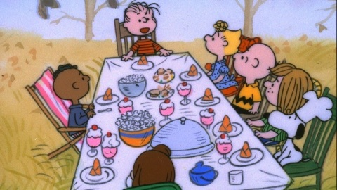 Linus Van Pelt could make a darn good extemporaneous speech when he had to do it.